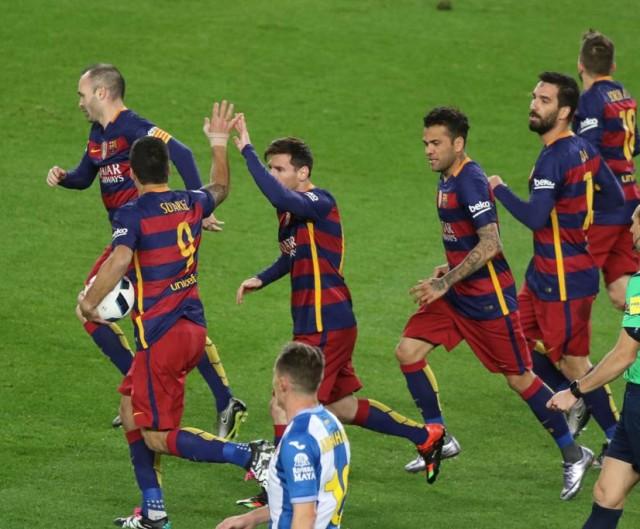 Barcelona vs Espanyol 4-1, Lionel Messi Dua Gol | Sepak ...